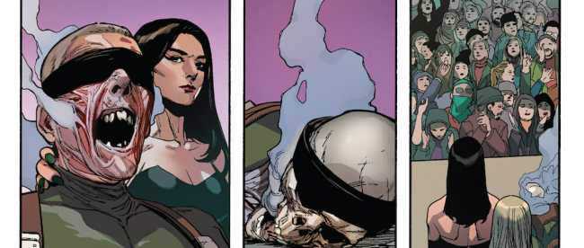 Marvel Comics Captain America #1 Review