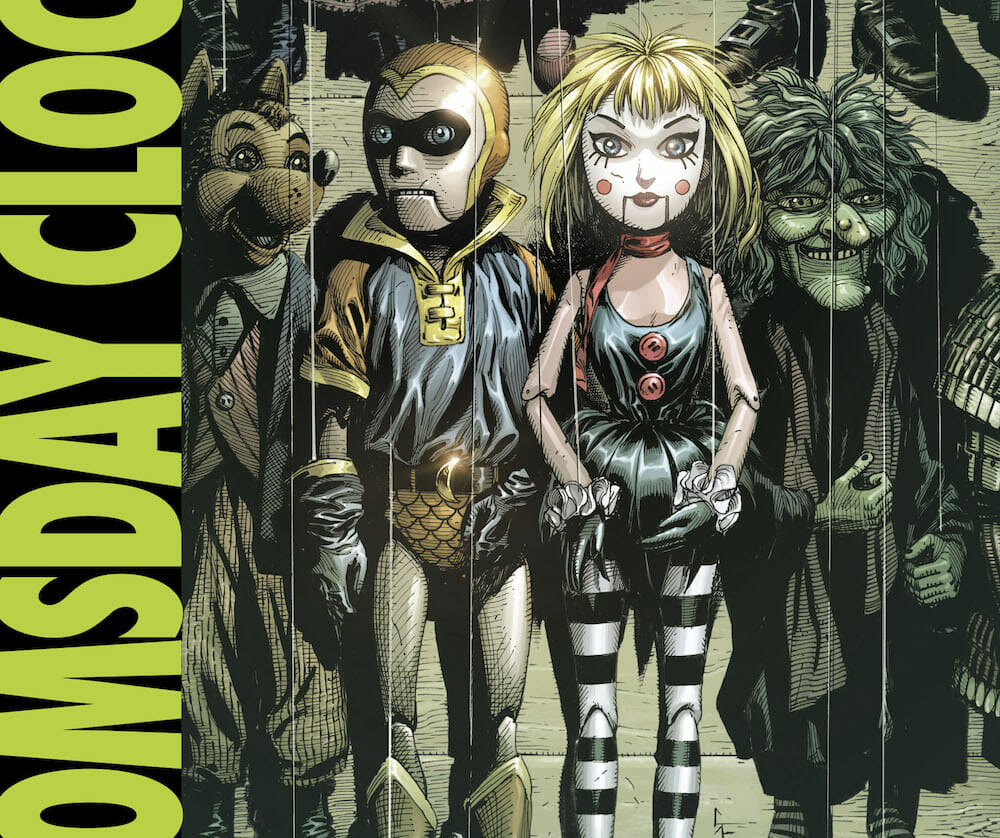 DC Comics Doomsday Clock #6 Review
