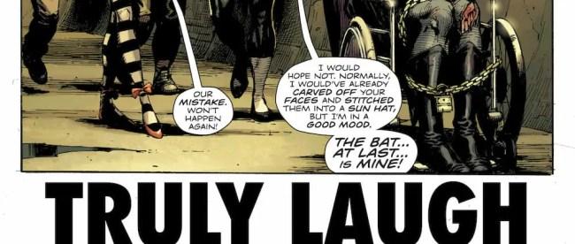 DC Comics Doomsday Clock #6 Review
