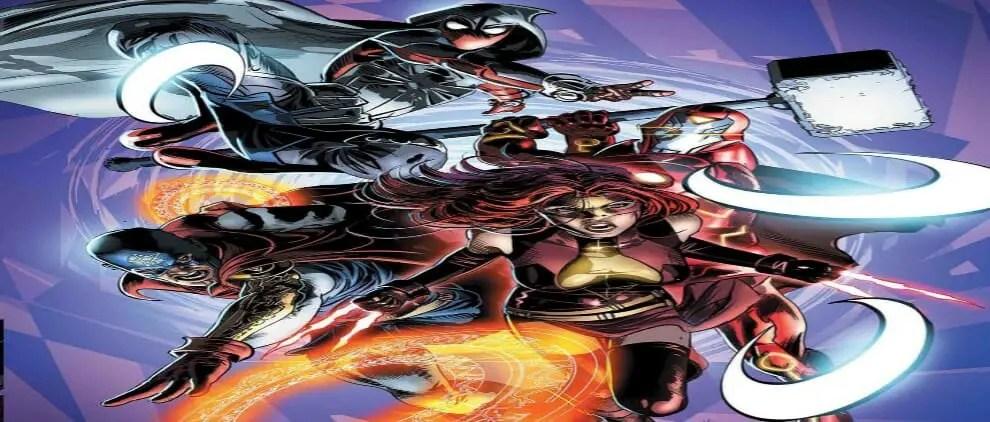 Marvel Comics October 2018 Solicitations Analysis