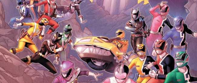 Mighty Morphin Power Rangers #29 Review