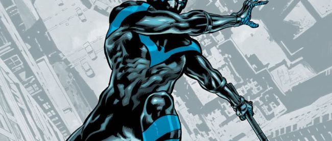 Nightwing #51 Cover