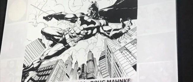 Peter Tomasi Patrick Gleason Detective Comics SDCC