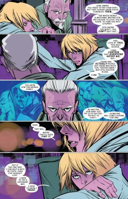Spider-Gwen #34 Highlight