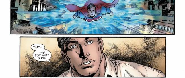 DC Comics Superman #1 Review