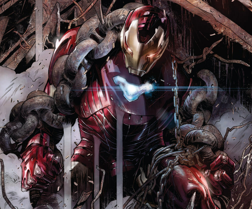 Marvel Comics Iron Man - Tony Stark #2 Review