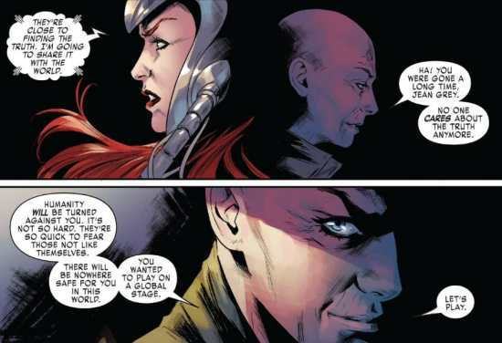 X-Men Red #6 Highlight