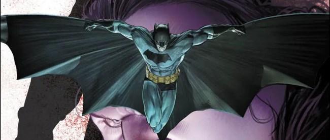 Batman #58 Cover