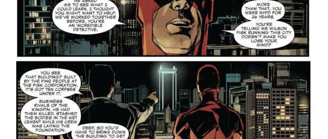 Daredevil #606 Review