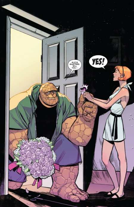 Fantastic Four 1 Highlight