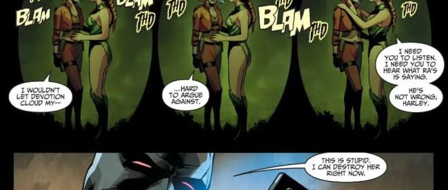 Injustice 2 Harley Quinn Poison Ivy Bond