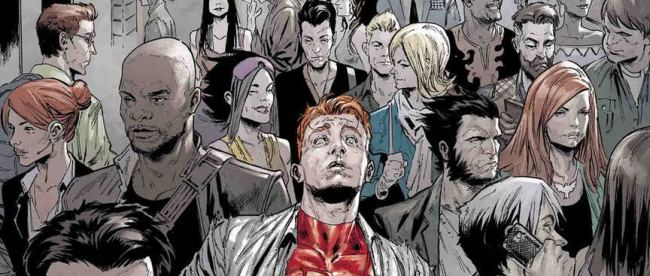 Marvel Knights #1 Cover