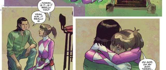 Mighty Morphin Power Rangers: Shattered Grid #1 Review
