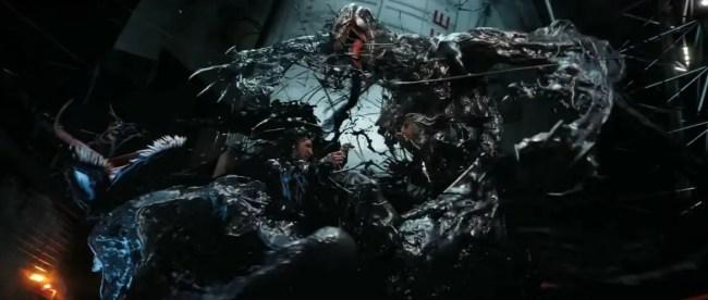 Venom vs Riot Movie