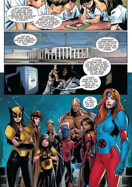 X-Men Red 7 Highlight