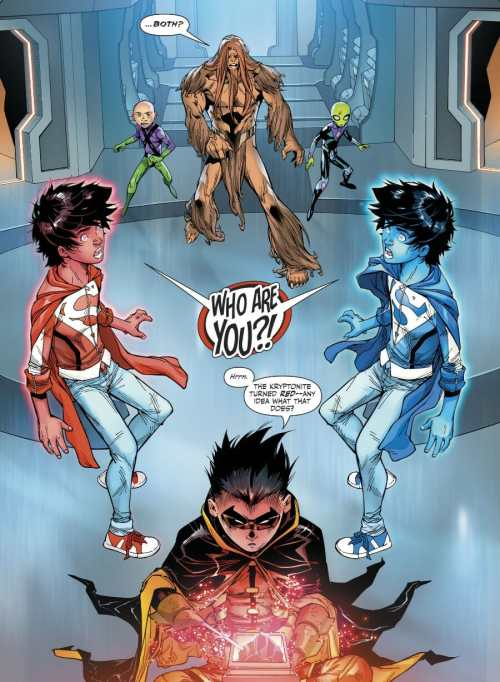 Adventures of the Super Sons #2 Highlight
