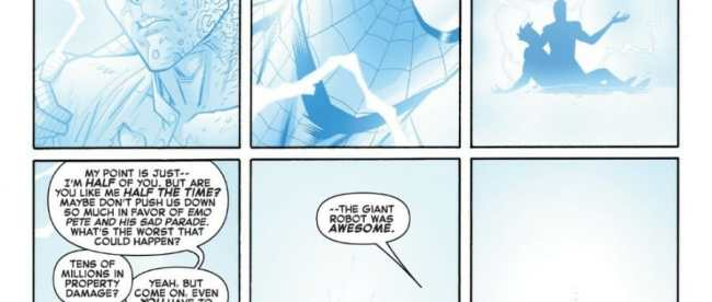 Amazing Spider-Man #5 Review