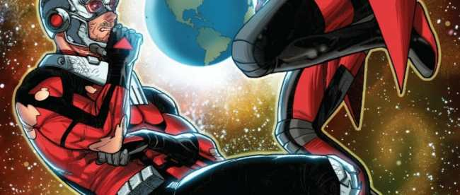 Ant-Man & The Wasp #5 Review