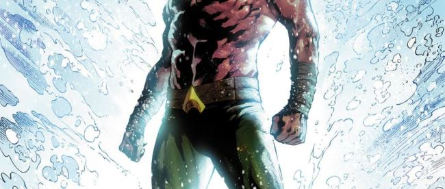 Aquaman #43 Cover