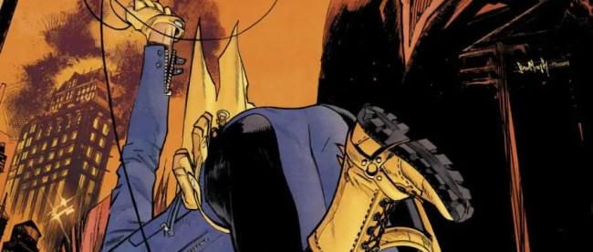 Batgirl #26 Review