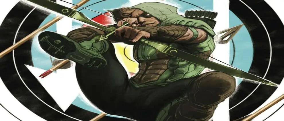 Green Arrow #44 Review