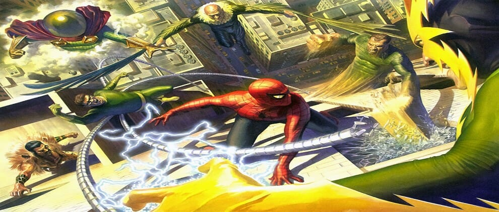 Comic Book Starter Guide: Spider-Man's Sinister Six