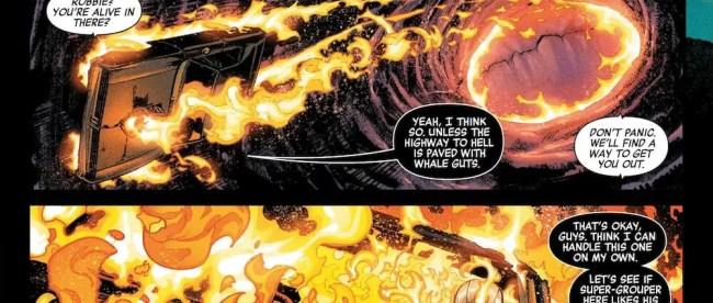 Marvel Comics Avengers #9 Review
