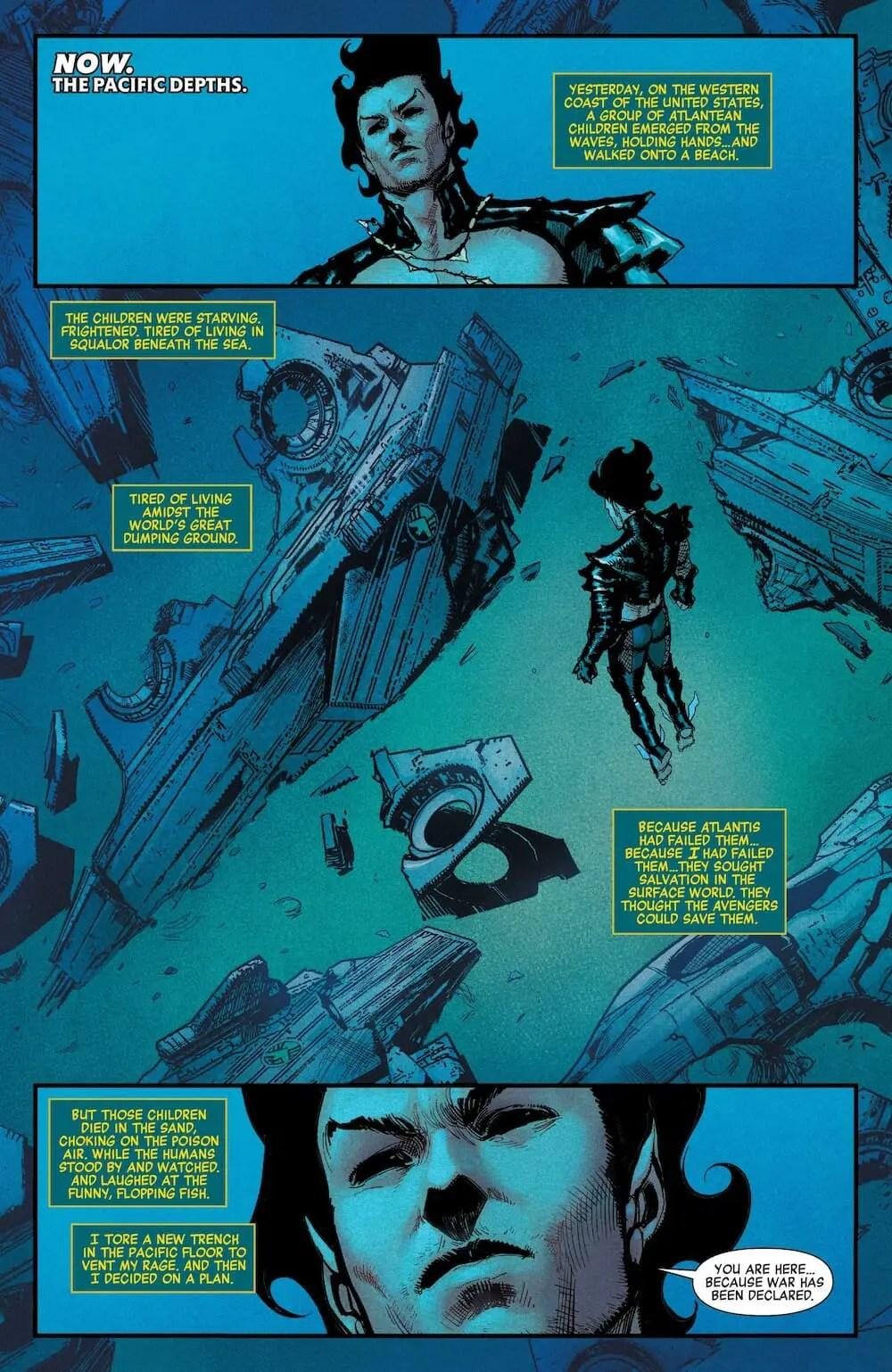 Avengers #9 Review - Comic Book Revolution