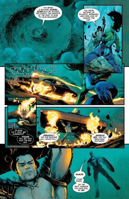 Avengers #9 Moment