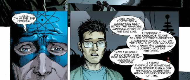 DC Comics Hawkman #5 Review