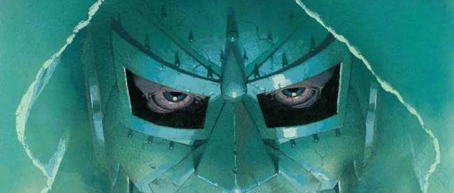 Fantastic Four #6 Cover