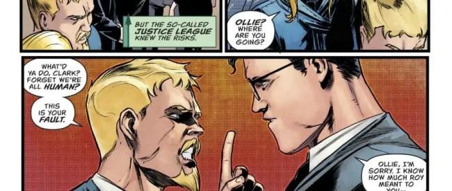 Green Arrow #45 Review
