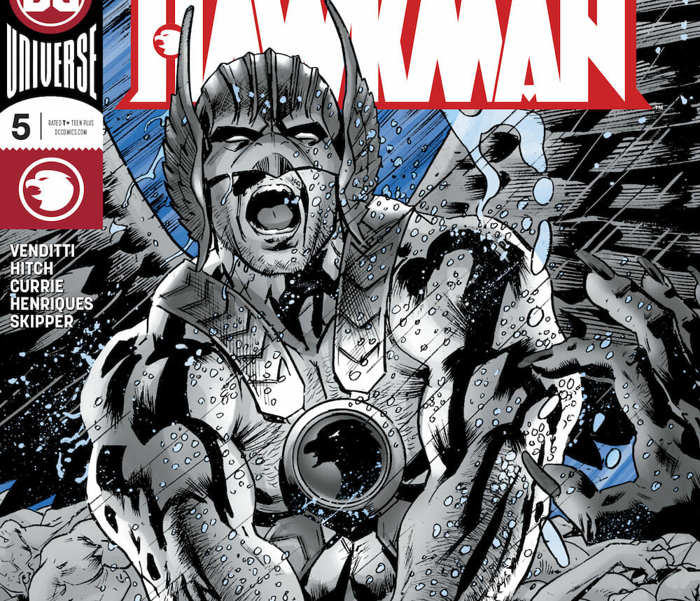 DC Comics Hawkman #5 Review