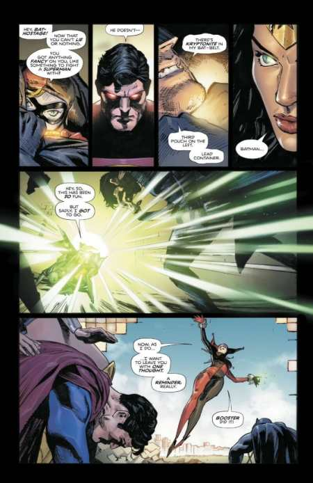 Heroes In Crisis #2 Moment
