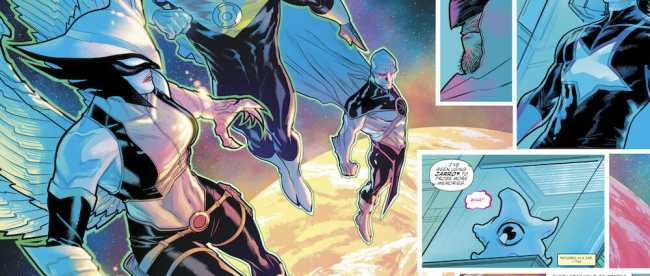 DC Comics Justice League #10 Review