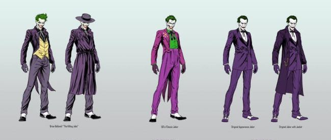 NYCC 2018 Day Two Three Jokers