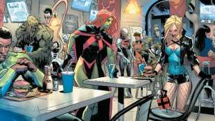 Top Comic Book Moments For October 2018