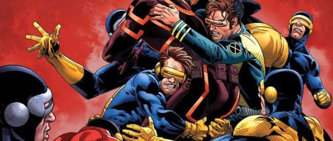 Uncanny X-Men Annual #1 Cover