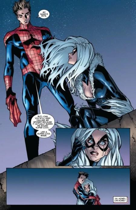 Amazing Spider-Man 10 Highlight