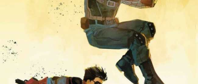 WINTER SOLDIER #3 Cover