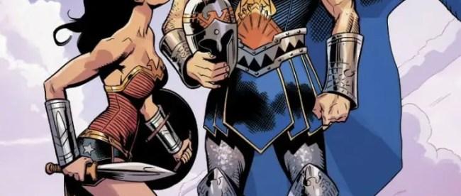 Wonder Woman #58 Review