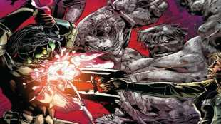 Infinity Wars #6 Review