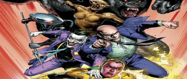 Justice League Legion Of Doom 2018
