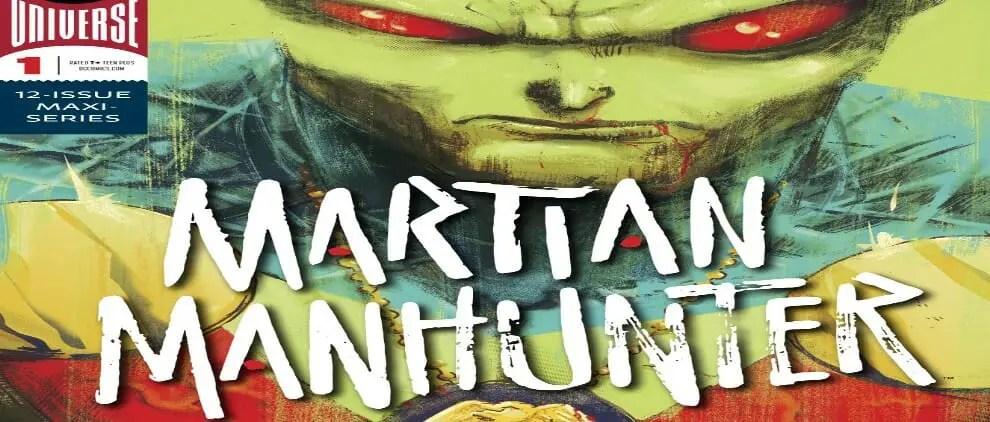 Martian Manhunter #1 Review