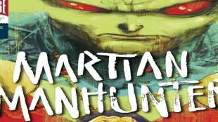 Martian Manhunter #1 Review