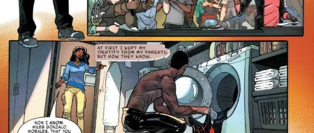 Miles Morales: Spider-Man #1 Review