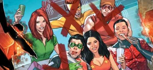 Titans #30 Review