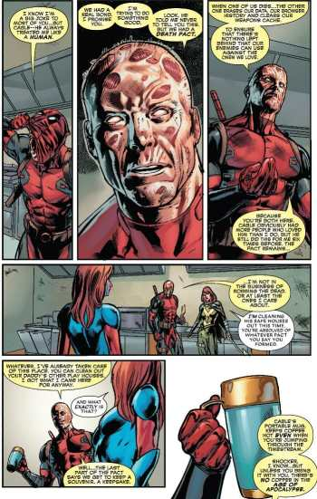 X-Men The Exterminated 1 Highlight