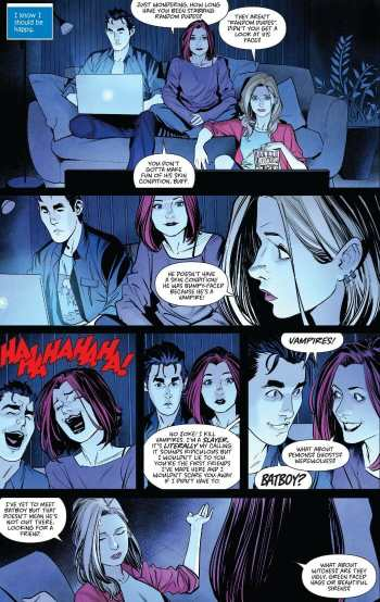 Buffy The Vampire Slayer 1 Moment