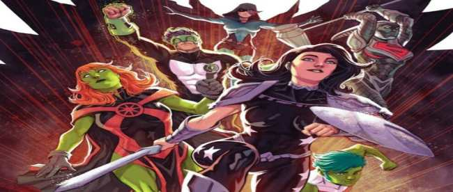 DC Comics April 2019 Solicitations Analysis